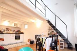 Loft avec mezzanine Paris 5ème