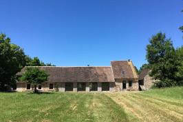Réhabilitation d'une longère agricole de 1850