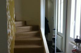 restructuration d'une maison à Montrouge