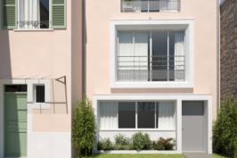 Extension et Surelevation d'une maison individuelle