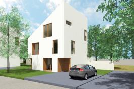 Trois maisons BOUFFEMONT