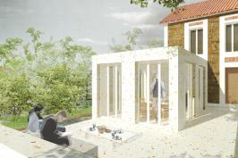 Extension de la maison M.