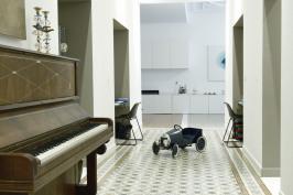 Restructuration d'un appartement familial