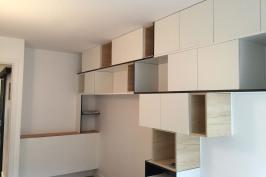 Réorganisation de 2 chambres pour adolescent