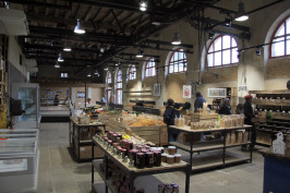 Réhabilitation des anciens abattoirs en Halles