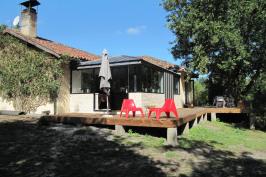 Réhabilitation extension maison individuelle à La brède