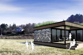 Aménagement d'un camping + construction d'habitats modulaires bois