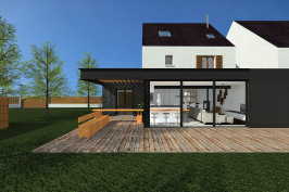 20DT- Extension de maison