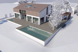 Rénovation d'une maison à Goyrans