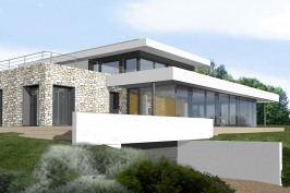 Extension et Surélévation d'une maison individuelle