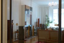 restructuration d'un appartement sur le Jardin du Luxembourg