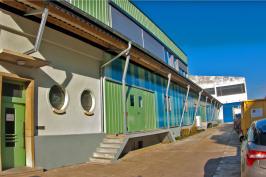 Site industriel - Rénovation