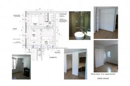 Rénovation appartement 75007