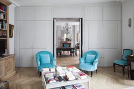 Appartement à Paris – rue des Beaux Arts