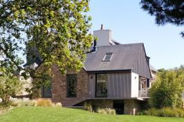 Villa de villégiature