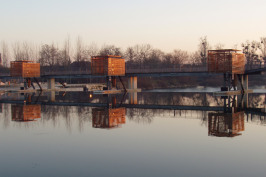Barrages fluviaux