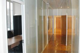 rénovation de 800 m2 de bureaux aux Champs Elysées.