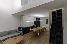 Aménagement de 2 plateaux de logements