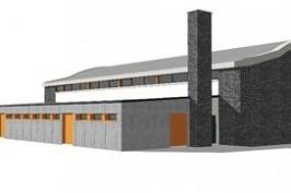 Rénovation énergétique Gymnase scolaire