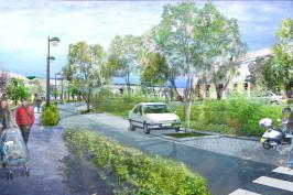 Plan urbain 17 ha
