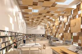 Bibliothèque de Poitiers