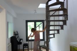 Extension d'un maison à Arcueil