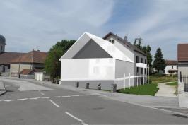 Mission d'étude de faisabilité pour une maison des anciens / résidence inter-générationnelle sur cinq parcelles et deux bâtiments anciens à reconvertir/réhabiliter