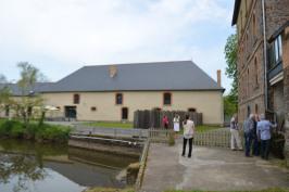 Moulin à eau de Mordelles (35)