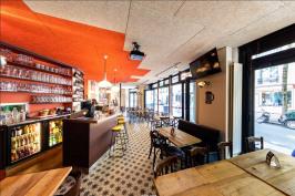 Rénovation du café Biergit