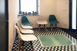 Réhabilitation d'un bureau en cabinet  médical + sages-femmes