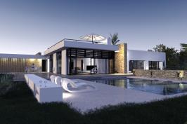 Villa - Pierre