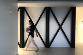 L13 - restructuration - réunion de 2 appartements - tour Albert paris 13