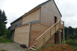 extension maison S