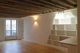 Rénovation intérieure Appartement Paris 2