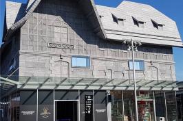 Création du restaurant Lobster and Co à HONFLEUR