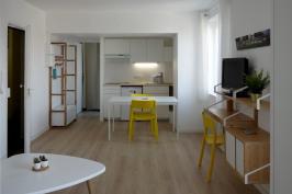 Rénovation d'un appartement pour location meublée