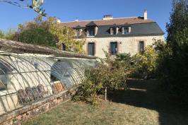 Fontainebleau - rénovation d'une maison de maître