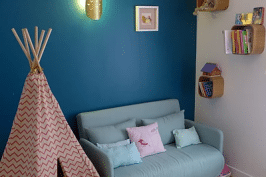 Appartement duplex rue des dames