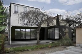 G77 - extension maison individuelle - Le perreux sur marne