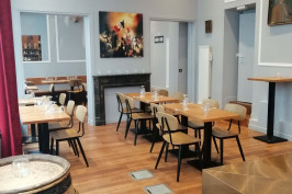 Restaurant Le Saint Cerf