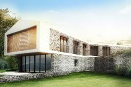 Maison Basalte