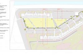 Requalification d'espaces exterieures