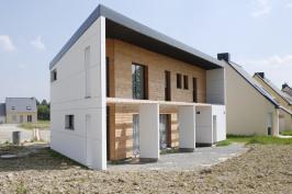 Maison bio-climatique