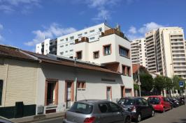 Création d'un appartement indépendant au-dessus d'une maison de ville