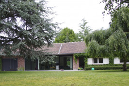 extension et réaménagement d'une maison existante