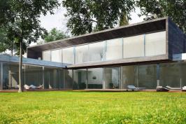Maison Béton et Verre - HOUSE XV