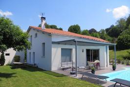 Rénovation des façades et des abords d'une maison individuelle