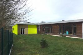Extension Ecole Maternelle