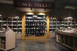 Cave - commerce de détail