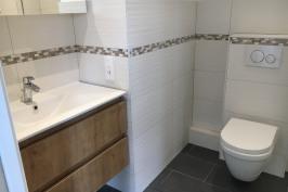 création de 2 salles de bain dans un appartement